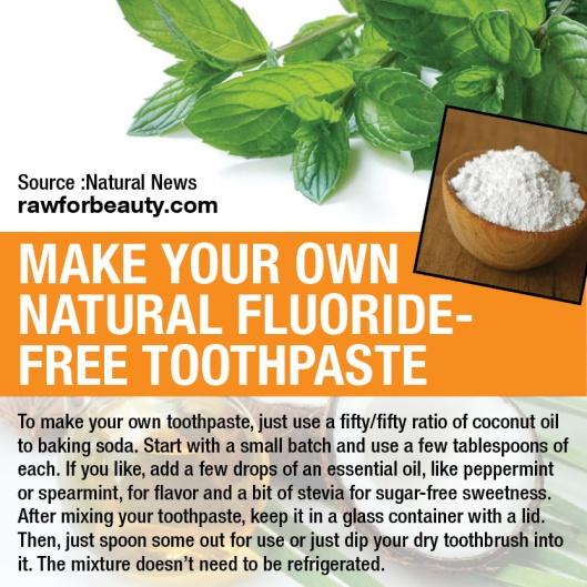 fluoride free